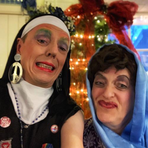 Sister Clementia Maculanda & Fatima Fayruz