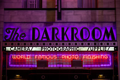 The Darkroom (Thomas Hawk) Tags: america florida orlando thedarkroom usa unitedstates unitedstatesofamerica universal universalorlandoresort universalstudios universalstudiosflorida universalstudiosorlando neon neonsign fav10 fav25 fav50 fav100