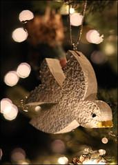 Tis The Season... (angelakanner) Tags: canon70d lensbaby velvet56 handmade ornament christmas manualfocus