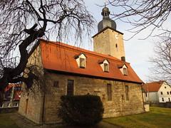 Kirche Gossel (germancute ***) Tags: thuringia thüringen church kirche germany deutschland building