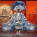 """Costume de Reine des """"Mardi Gras Indians"""" (Musée du quai Branly - Jacques Chirac, Paris)"""