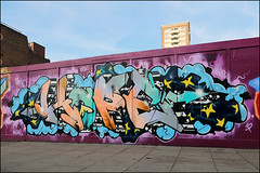 Hope (Alex Ellison) Tags: hope pws northlondon urban graffiti graff boobs