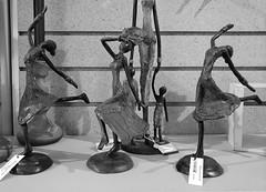 Los Bailarines! (creepingvinesimages) Tags: hmm monochrome blackandwhite bw dancers losbailarines samsung s9 pse2020 topaz