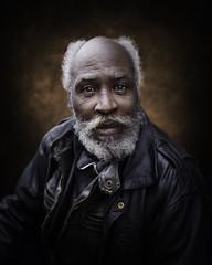 Joseph (mckenziemedia) Tags: man portrait portraiture face smile beard street streetphotography chicago city urban people humanity