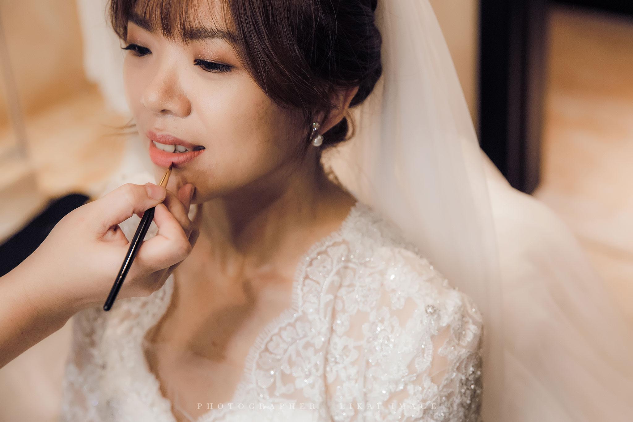 婚禮紀錄 - 如雙 & 凱隆 - 台中林酒店