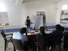 Training on Micro Enterprise Development (MED)