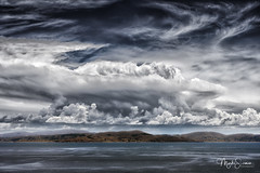 The sky over Lake Titicaca (marko.erman) Tags: lake titicaca peru southamerica latinamerica highaltitude sky clouds cloudscape dramatic impressive spectacular travel water horizon scenery landscape outside outdoor nopeople sony