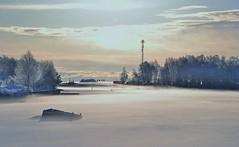 Januari 2013 minus 24. (johnerlandaxelsson@gmail.com) Tags: hälsingland hälsingekusten sverige vinter natur landskap landscape johnaxelsson