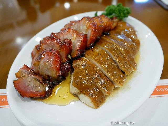 台北101甘牌燒味