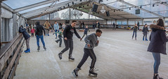 Beuningen on Ice 4 (stevefge) Tags: 2019 beuningen beuningenonice icerink skaters skating winter nederland netherlands nl nederlandvandaag gelderland nikon reflectyourworld people candid unsuspecting boys girls