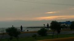 Atardecer en Miraflores (MariaTere-7) Tags: nubes atardecer circuitodeplaya miraflores lima perú maríatere7 nwn