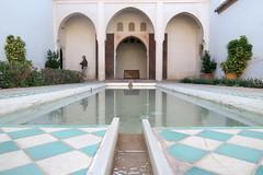 Alcazaba (only lines) Tags: alcazaba pool malaga spain