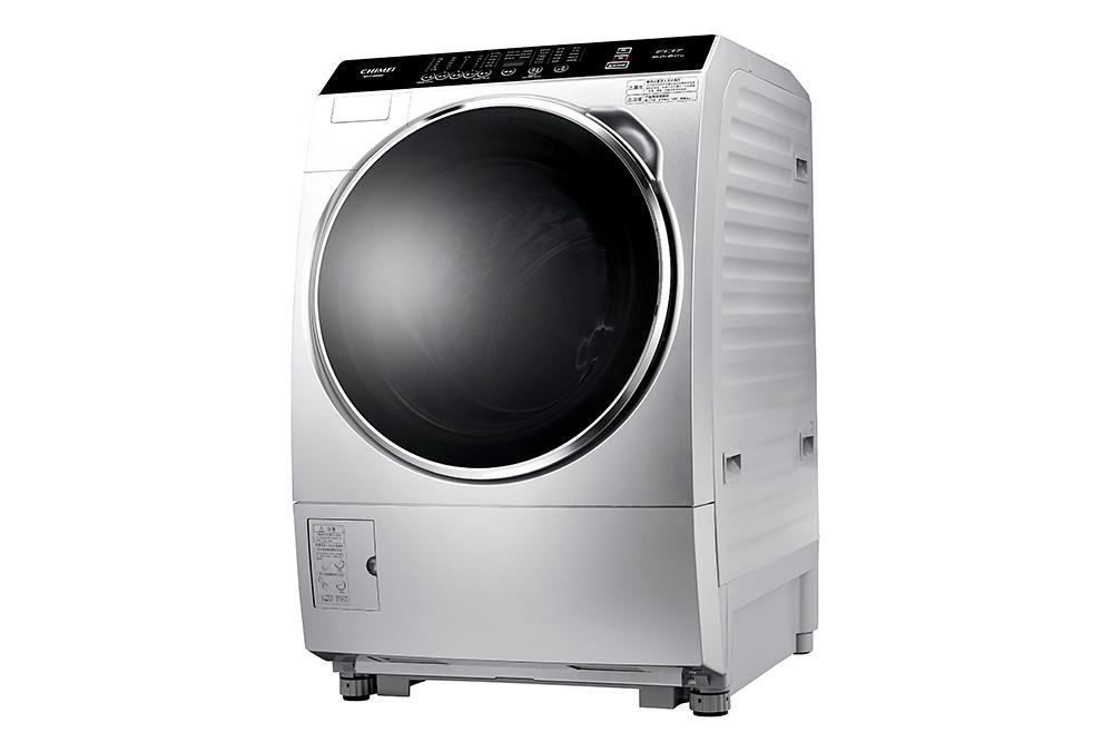 圖九-奇美輕柔淨美滾筒洗衣機搭載自動化槽洗淨功能洗衣完成洗衣槽同步洗淨-讓洗衣槽更加乾淨也不易孳生病菌(圖中商品型號:WS-P168WD)