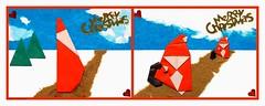 Origami Santa Claus (Francesco Miglionico) (De Rode Olifant) Tags: francescomiglionico santaclaus1 origamisantaclaus1 origami santa origamisantaclaus santaclaus babbonatale1 origamibabbonatale1 babbonatale paper papiroflexia marjansmeijsters atc artisttradingcards xmas christmas diagrams qm72 qm93 qqm63 origamisanta buonorigami