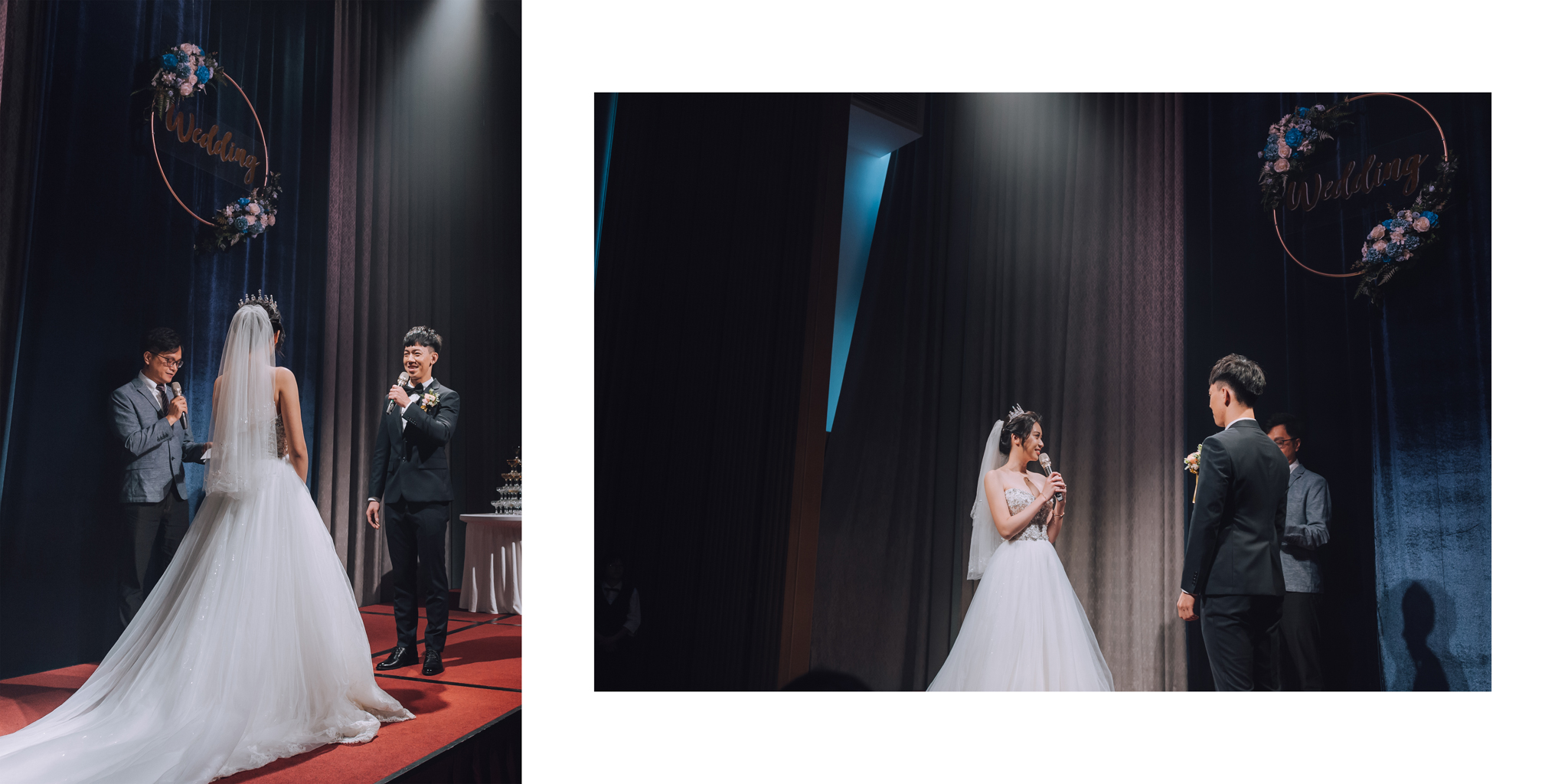 《婚禮紀錄》昌之 & 美靜 /  凱達大飯店