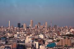 Japan - Tokyo (SergioQ79 - Osanpo Photographer -) Tags: japan tokyo nerima view sky panorama buildings nikon d7200 2019 asia happyplanet asiafavorites