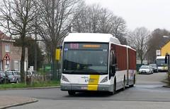 5168 161 (brossel 8260) Tags: belgique bus delijn brabant