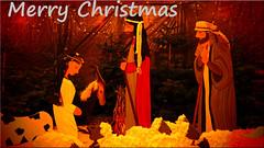 Ostseetroll wishes you a Merry Christmas - Frohe Weihnachten - God Jul - Glædelig jul - Hyvää Joulua - Joyeux Noël - Καλά Χριστούγεννα - Gleðileg jól -  Buon Natale - Bon Nadal - Prettige Kerstdagen - Feliz Natal (Ostseetroll) Tags: deu deutschland geo:lat=5405187903 geo:lon=1075304270 geotagged haffkrug scharbeutz schleswigholstein weihnachten christmas olympus em10markii