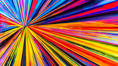 Color Burst - Explored (Sean Batten) Tags: london england unitedkingdom newbondstreet color colors colour lines nikon d800 60mm abstract facade