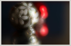 Christmas decorations (Willy 1943) Tags: macromondays macro holidays christmas decorations glitter