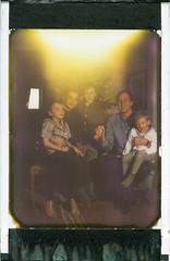 Merry Christmas 2019 (One Instant) (mmartinsson) Tags: mamiyauniversal peelapartfilm portrait supersense 127mm mamiyasekormodelp instantfilm analoguephotography oneinstant polaroid 2019 film epsonperfectionv700