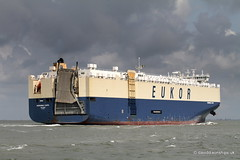 Ship. Morning Capo 9663295 (dickodt65) Tags: ship river schelde eukor carcarrier vehicle morning capo