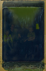 One instant scanned negative (mmartinsson) Tags: mamiyauniversal 127mm analoguephotography negative supersense portrait scan mamiyasekormodelp instantfilm peelapartfilm epsonperfectionv700 polaroid 2019 film oneinstant