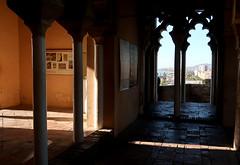 Palace 6 (only lines) Tags: alcazaba málaga spain architecture islamic