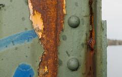 Rust textures (frankdorgathen) Tags: texture metal essen rust decay rost metall ruhrgebiet ruhrpott verfall textur baldeneysee sonyzeiss24mm alpha6000