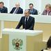 С.В.Лавров на «Правительственном часе» в Совете Федерации Федерального Собрания Российской Федерации