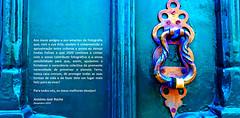 Obrigado!   Thank you!   Merci!   Grazie!   ¡Gracias!   Danke!   Благодарю! (António José Rocha) Tags: obrigado boasfestas felizanonovo portugal porta madeira ferro metal mensagem 2020 cores verde