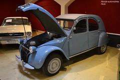 Citroën 2cv AZA 1964 (Monde-Auto Passion Photos) Tags: voiture vehicule auto automobile cars citroën deuche deudeuche 2cv bleu blue ancienne classique collection légende vente enchère osenat france fontainebleau