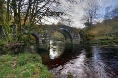 Hexworthy Bridge, Dartmoor (Baz Richardson) Tags: devon dartmoor hexworthybridge riverwestdart rivers