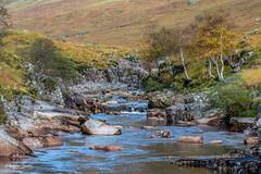Fluß Etive (AnBind) Tags: schottland ereignisse fotoreise caledonia scotland 2019 highlands urlaub