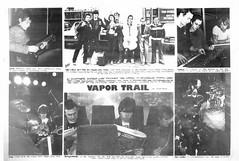 Vapor Trail (stillunusual) Tags: barbedwire fanzine punkfanzine punkzine punk postpunk indie mod guildford thevapors vapors 1980s 1980