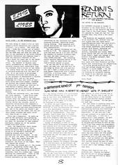 Elvis lives.... (stillunusual) Tags: barbedwire fanzine punkfanzine punkzine punk postpunk indie mod guildford elvis elvislives elvispresley 1980s 1980
