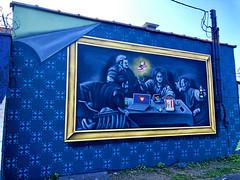 Religious Propaganda (wiredforlego) Tags: graffiti mural streetart urbanart aerosolart publicart chicago illinois ord