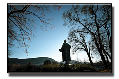 View... (r.wacknitz) Tags: goslar harzmountains harz georgenberg bismarck denkmal statue niedersachsen lowersaxony nikon lightroom