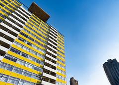 Three Towers (100 Real People) Tags: goldenlaneestate nikond750 barbican architecture london tower socialhousing hirise living life chamberlin powell bon cityoflondon 180350 mm f3545
