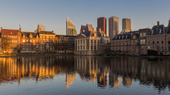 Den Haag Hofvijver (Rens Timmermans) Tags: canon5dmk3 canon1635mmf40 architectuur reflectie denhaag water nationalgeographic ngc
