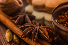 HMM!  Best with the holidays (Robin Penrose) Tags: 2019 201912 macromondays bestwiththeholidays happy happiness macro seasonings tea