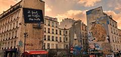 101 Paris Décembre 2019 - rue de Belleville (paspog) Tags: paris france décember dezember december 2019 ruedebelleville fresque fresques garffitis tags streetart