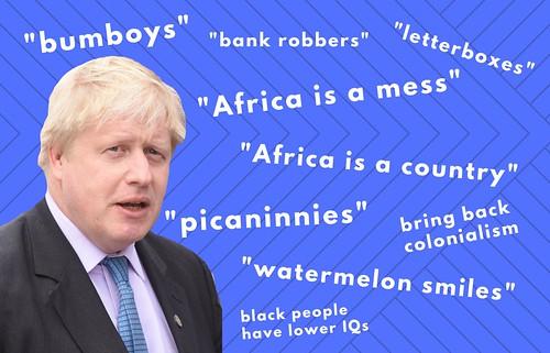 Boris Johnson - Prime Offender
