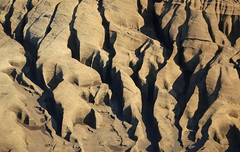 Móberg (hó) Tags: móberg hyaloclastite rock cliff erosion rauðafell iceland suðurland geology october 2019 patterns abstract nature shadows