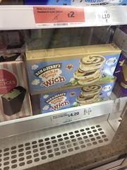 Photo of Ben & Jerrys cookie dough 'wich