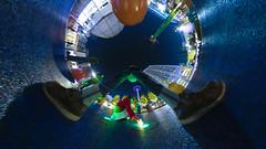 CHILDS PLAY (ajpscs) Tags: ©ajpscs ajpscs 2019 japan nippon 日本 japanese 東京 tokyo city people tokyostreetphotography streetphotography street urban urbanlife walksoflife tokyoscene insta360onex 360度カメラ 360°camera 360streetphotography lifein360 tokyo360 tinyplanet