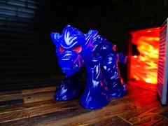 Hellhound (ridureyu1) Tags: hellhound supernatural funko pop funkopop bobblehead mysterymini toy toys actionfigure toyphotography sonycybershotsonycybershotdscw690
