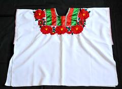 Zapotec Huipil Oaxaca Mexico Textiles (Teyacapan) Tags: santotomasmazaltepec oaxaca huipils zapotec ropa clothing