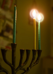 The Second Day Of Chanukkah