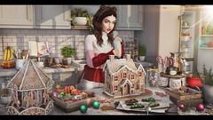 Last minute Christmas baking (Hara | kumuckyhara) Tags: kumuckyhara secondlife thearcade theepiphany magika tresblah spacecadet hive applefall dustbunny ayla kustom9
